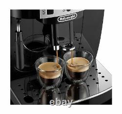 De'Longhi Magnifica S, Automatic Bean to Cup Coffee Machine, Espresso and Cap
