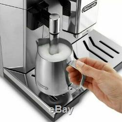 De'Longhi PrimaDonna Class Bean To Cup Coffee Machine ECAM550.75. MS Silver