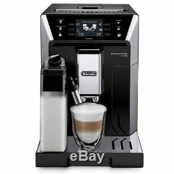 De'Longhi PrimaDonna Class ECAM 550.55. SB Automatic Bean To Cup Coffee Machine