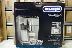 De'Longhi Primadonna S Evo, Fully Automatic Bean to Cup Coffee Machine ECAM 510