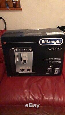 Delonghi Autentica Automatic Bean to Cup Coffee Machine ETAM 29.510. B