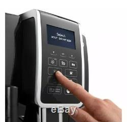 Delonghi Dinamica Ecam 350.55. B Bean To Cup Coffee Machine Black Rrp £1200+
