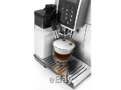 Delonghi ECAM350.75. S Dinamica & Milk Bean to Cup Coffee Machine