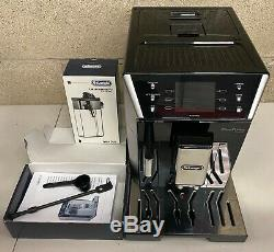 Delonghi ECAM550.55. SB PrimaDonna Class Bean-to-Cup Coffee Machine RRP £999 D