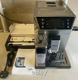 Delonghi ECAM550.75. MS PrimaDonna Class Bean-to-Cup Coffee Machine RRP £1299 A