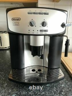 Delonghi ESAM2800 Bean to Cup Coffee Machine Durable Professional Very Young