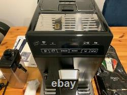 Delonghi Eletta Cappuccino Bean-to-Cup Coffee Machine ECAM44.660. B
