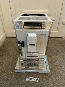 Delonghi Eletta Cappuccino Ecam 45.760. W Bean To Cup Coffee Machine White Uk
