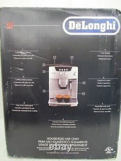 Delonghi Magnifica Automatic Bean-to-cup Coffee & Cappuccino Maker Qqq 413