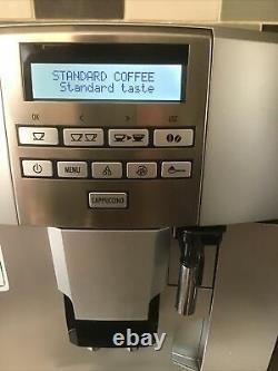Delonghi Magnifica Pronto Cappuccino Automatic Bean To Cup Coffee Machine