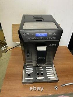 Delonghi eletta cappuccino bean to cup coffee machine