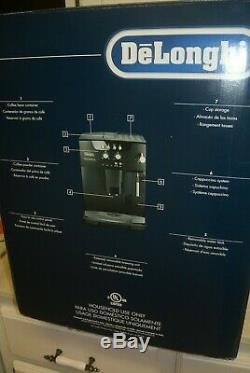 Delonghi magnifica ESAM04110B bean to cup Espresso cappuccino coffee maker