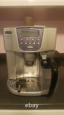 Delonghi magnifica Pronto Cappuccino bean to cup coffee machine ESAM 4500