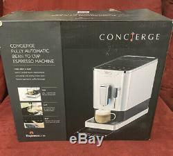 Espressione Concierge AUTOMATIC BEAN TO CUP EXPRESSO / COFFEE MACHINE 8212S New