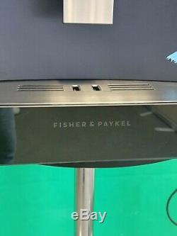 Fisher & Paykel EB60DSXB2 Bean to Cup Integrated Coffee Machine Black/Stainless