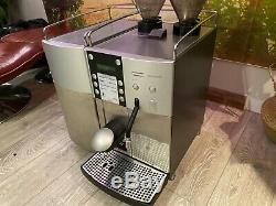 Franke Evolution Bean-To-Cup, Coffee Machine + Milk Fridge