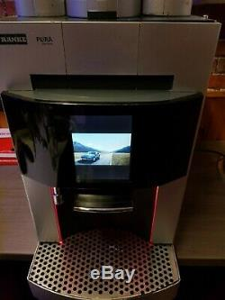 Franke Pura Bean to Cup COMMERCIAL Coffee machine