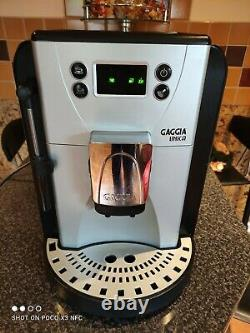 Gaggia Unica bean to cup coffee machine
