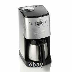 Grind and Brew Automatic, Bean to Cup Filter Coffee Maker, Thermal