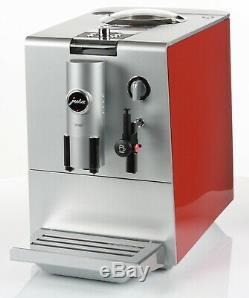 JURA ENA 7 Coffee Machine Cappucino/Espresso 2 cups Bean-to-Cup Cherry Red