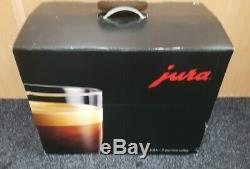 Jura Black'E8' Bean to Cup Coffee Machine 15267 OL