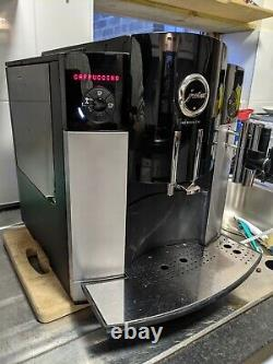 Jura C90 One Touch Automatic Bean To Cup Coffee Machine Cappuccino and Latte