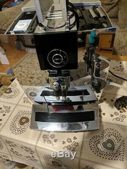 Jura Coffee Machine Impressa J9 Chrome Bean to Cup Machine