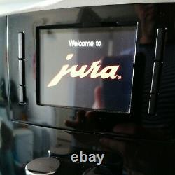 Jura E6 Bean to Cup Home Commercial Coffee Espresso Machine Hot Milk with Grinder