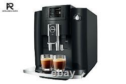 Jura E6 Piano Black Bean To Cup Automatic Coffee Machine