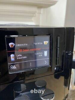 Jura E8 Bean-to-Cup Automatic Coffee Machine Chrome