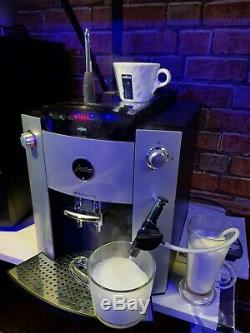 Jura F70 Bean to cup coffee machine Cappuccino