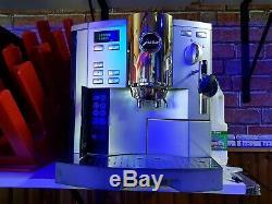 Jura Impressa S9 Bean to cup Coffee machine Cappuccino
