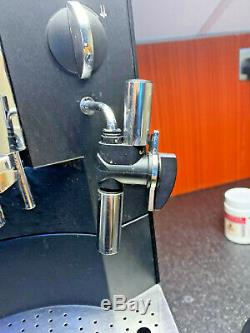 Jura Impressa Xs90 Bean To Cup Coffee Machine Working Condition