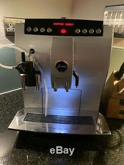 Jura Impressa Z5 Automatic Bean-To-Cup Coffee Machine. Good Condition