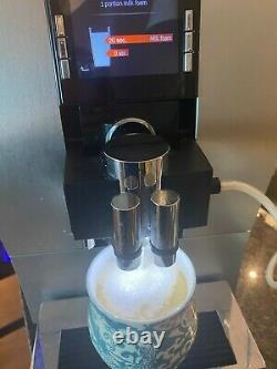 Jura, Z6, automatic coffee machine, latte, cappuccino, espresso, bean-to-cup