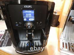 KRUPS EA8080 Bean-To-cup Coffee machine- Recently Serviced Only 2300 Cups