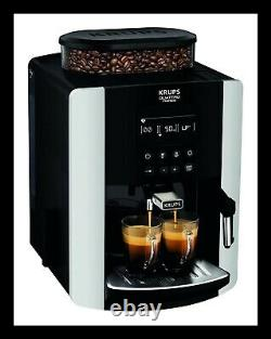 Krups Arabica Digital Bean to Cup Coffee Machine Silver Automatic