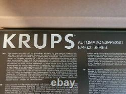 Krups Barista EA907D40 Fully Automatic Espresso Bean to Cup Coffee Machine UK