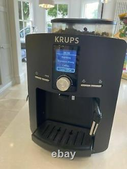 Krups EA8258 Bean to Cup Coffee Machine Perfect Working Order Recently Refurb'sh