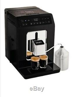 Krups EA893840 Evidence Bean to Cup Coffee Machine 1450 Watt 15 bar Black rrp899