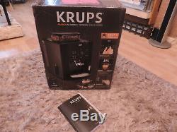 Krups Espresseria EA8150 Auto Bean to Cup Coffee Machine, Black Elegant RRP £750