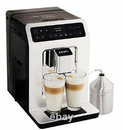 Krups Evidence EA893C40 Automatic Espresso Bean to Cup Coffee Machine Chrome