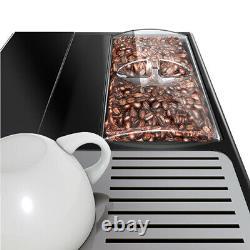Melitta 6708719 Caffeo Solo Perfect Milk Bean to Cup Coffee Machine Black