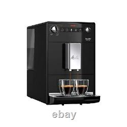 Melitta 6766034 Purista Bean To Cup Coffee Machine Black 6766034