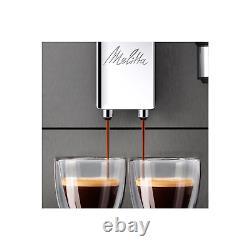 Melitta 6767843 Avanza Bean To Cup Coffee Machine Mystic Titan 6767843