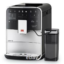 Melitta Barista TS Smart F850-101 Silver Bean To Cup Coffee Machine