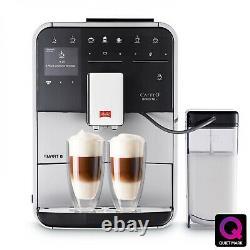 Melitta Barista T SMART Silver Best Bean To Cup Coffee Machine F83/0-10 Maker