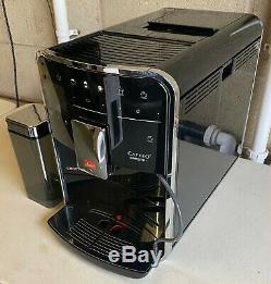 Melitta Barista T Smart F83/0-102 Bean To Cup Coffee Machine, Black EB