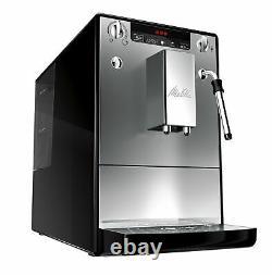 Melitta Caffeo Solo & Perfect Milk Bean-to-Cup Coffee Machine Silver