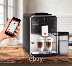 Melitta F83/0-101 Barista T SMART Silver Bean To Cup Coffee Machine E